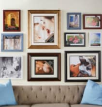 50% Off Portrait Wall Frames by Studio Décor®