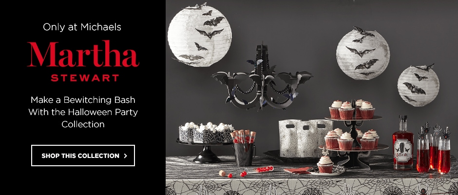 Make a Bewitching Bash With the Halloween Party Collection!