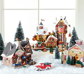 category - Michaels Christmas Village