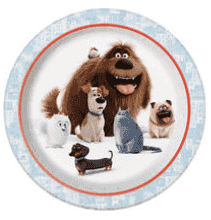 BOGO50 The Secret Life of Pets Party Supplies!