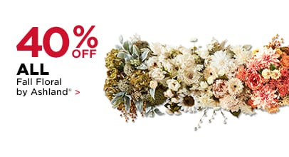 40% OFF Fall Floral by Ashland