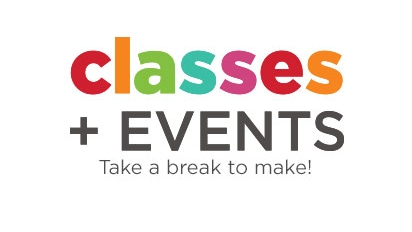 Join us in our classroom! Kids Club, MAKE break & more