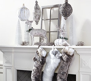 Shimmer Noel Décor Collection