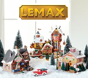 Lemax® Christmas Village Collection