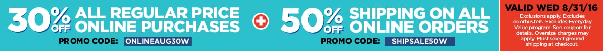30% Off ERPP Online Purchases