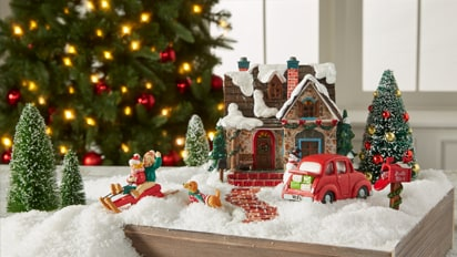 Deal Dash! 60% OFF All Tiny Treasures Christmas by Ashland®