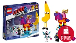 LEGO®. Check out these AWESOME new products from the LEGO® Movie 2! Now in store, plus more online!