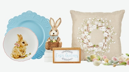 50% OFF Easter Décor