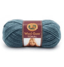 $5.99 Lion Brand Wool-Ease® Tonal Yarn