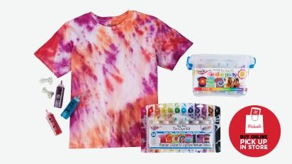 Buy One, Get One 50% OFF ALL Tulip® Tie-Dye by Creatology®