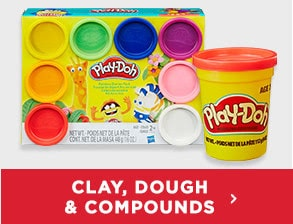 Clay, Dough & Compounds