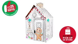 $20 each Save $10 Kids' Color-In Playhouses. 3 ft. - 5 ft. tall . Reg. $30 Each
