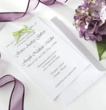 Buy One, Get One 50% off Wedding Invites, Favors & Tulle!