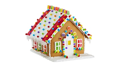 $7 EACH ALL Wilton® Gingerbread Kits. Reg. $10 Each