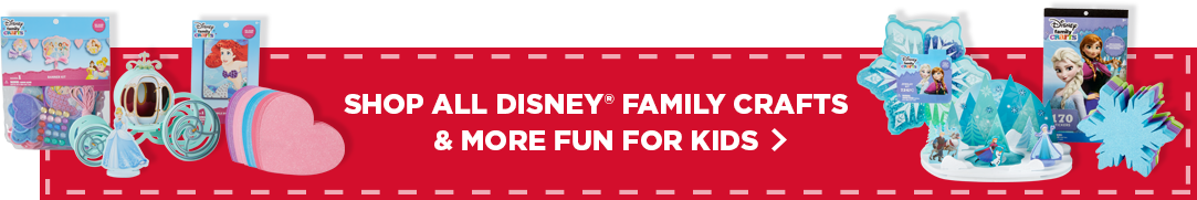 Shop All Disney Family Crafts & More Fun For Kids.