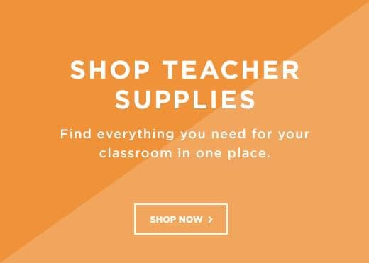 Shop teacher supplies. Find everything you need for your classroom in one place.
