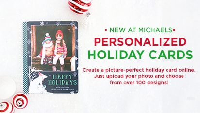 Create Holiday Cards Online Choose from Over 100 Designs.