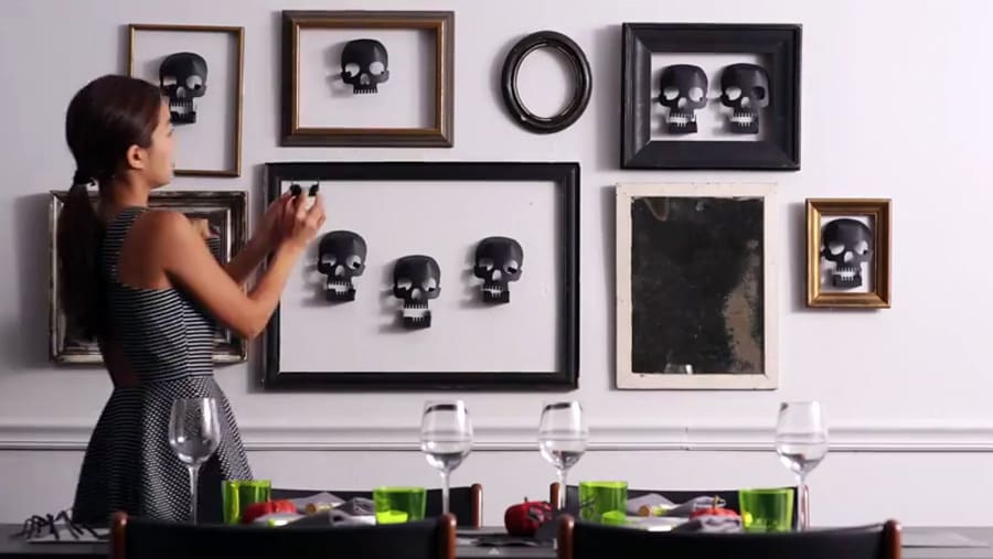 martha stewart crafts scary simple halloween - Halloween Simple Crafts
