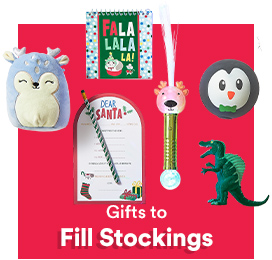Gifts to Fill Stockings