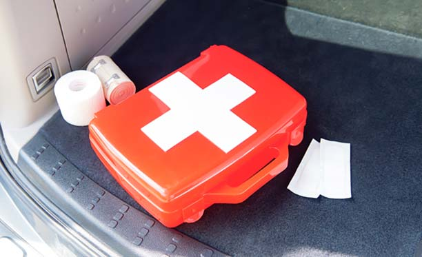 Project: First Aid Kit