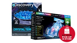 Buy One Get One 50% OFF ALL Science & Construction Kits