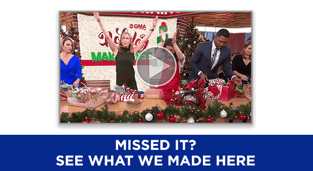 Video: Gift Tags & Bows