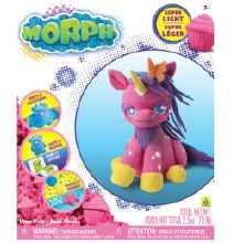 Check out the Morph - the all new kids compound available only at Michaels!