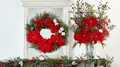 50% OFF All Christmas Floral