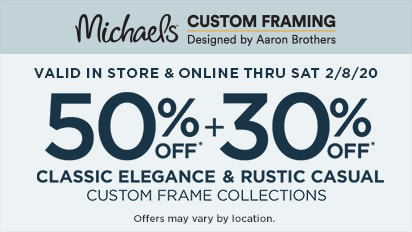 michaels coupons october 2020