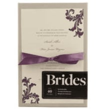 Buy 1, Get 1 Free Brides® Invitations & Stationary