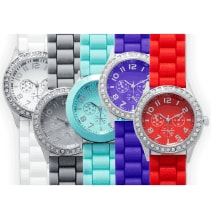$6 Jelly Watches