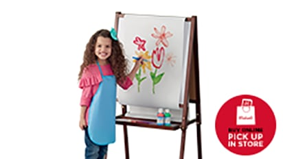 DEAL DASH! $20 EACH Wooden Easel by Creatology®. Reg. $70 Each. Buy Online Pick Up In-Store