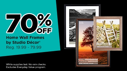 70% OFF Home Wall Frames by Studio Décor®
