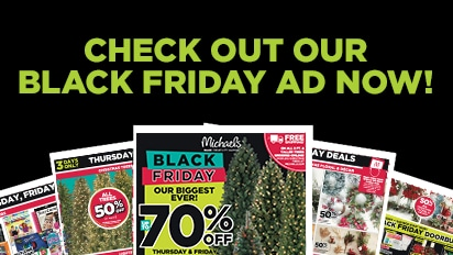 Here's A Sneak Peek: Black Friday Ad