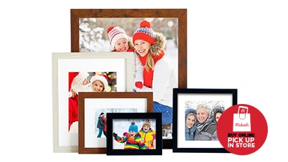 50% OFF Frames & Shadow Boxes. Buy Online Pick Up In-Store