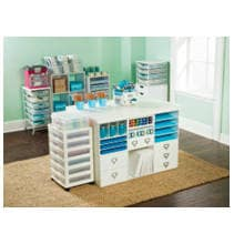 40% Off ALL Craft Storage