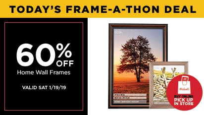 60% OFF Home Wall Frames. Buy Online Pick Up In Store