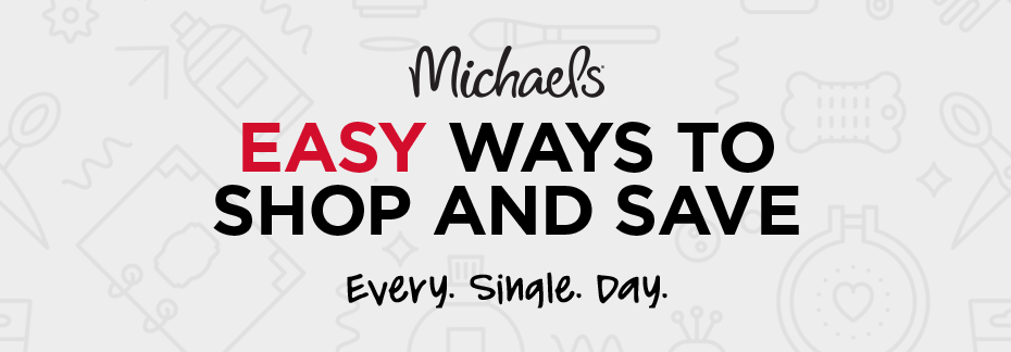 Easy ways to shop and save. Every single day.