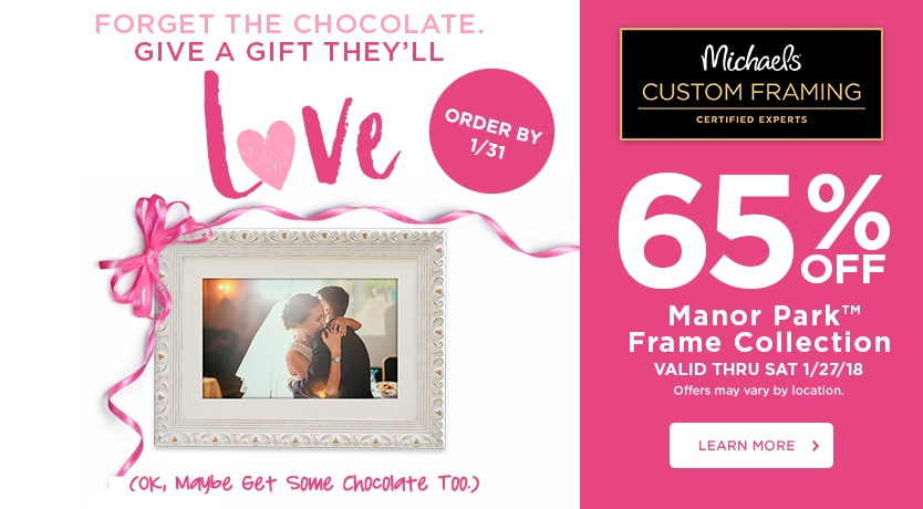 65% OFF Manor Park Frame Collection