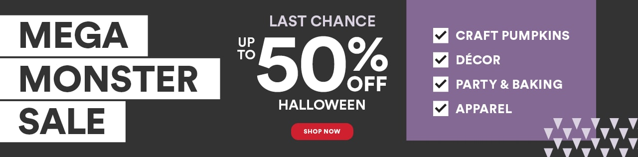 Mega Monster Sale