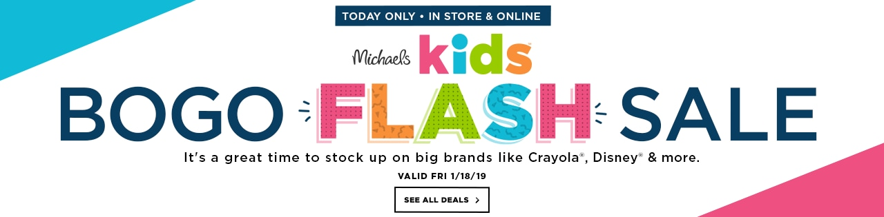 Kids Flash Sale