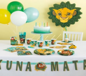 Party Supplies And Decorations