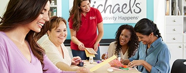 featured in store class - Michaels Cake Decorating Classes