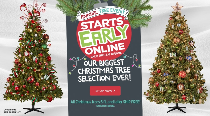 Annual Tree Event