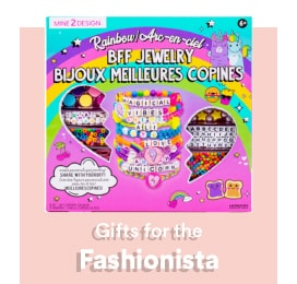 Gifts for the Fashionista