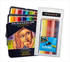 Prismacolor® Pencils, Markers, & Pens