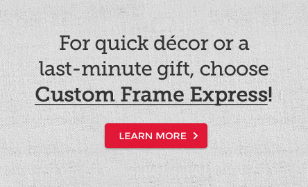 custom frame express