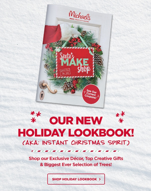 View Our New Holiday Lookbook