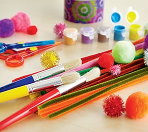 Kids' Craft Basics