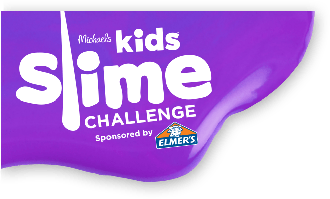 Michaels Kids Slime Challenge. Sponsored by Elmer's. Sun 10/7 - Sun 10/21/18. We're looking for the next slime star! Make us a video showing off your most creative slime recipe!